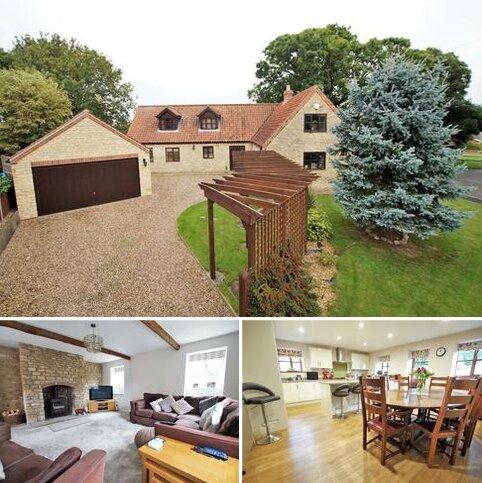 4 bedroom detached house for sale - School Lane, Washingborough