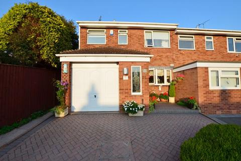 3 bedroom end of terrace house for sale - Chichester Drive, Quinton