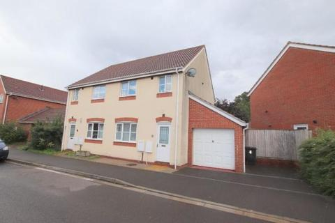 3 bedroom semi-detached house for sale - St Lukes Mews, Cotford St Luke, Taunton TA4