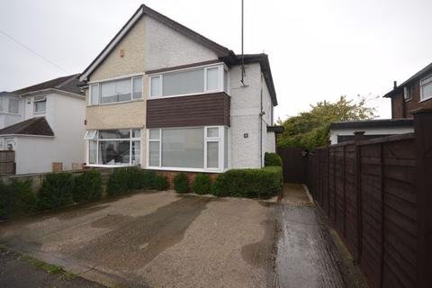2 bedroom semi-detached house for sale - Whitefield Avenue, Luton
