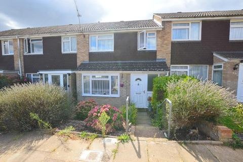 3 bedroom terraced house for sale - Keymer Close, Stopsley, Luton, Bedfordshire, LU2 8JS