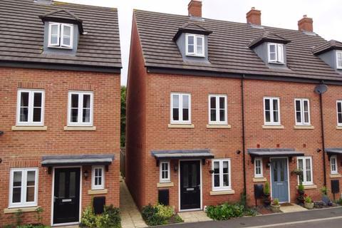 3 bedroom end of terrace house for sale - Coleridge Way, Oakham