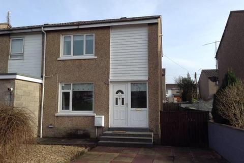 2 bedroom end of terrace house to rent - Cameron Drive, Kilmarnock KA3