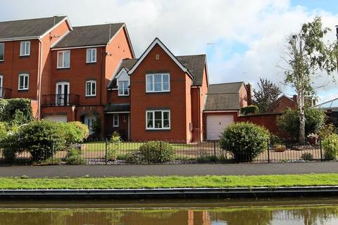 4 bedroom townhouse for sale - Rudyard Close, Stone