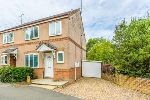 3 bedroom semi-detached house for sale - Nelson Street, Buckingham, MK18 1BU