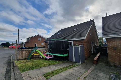 1 bedroom bungalow for sale - Marsham Close, Dumpling Hall, Newcastle upon Tyne