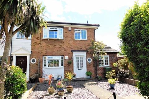 3 bedroom terraced house for sale - Garrick Close, Staines-Upon-Thames