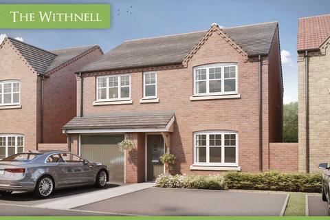 4 bedroom detached house for sale - Wychnor Meadow, Preston, Lancashire PR2