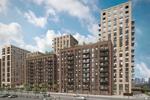 Linden Homes - Brunel Street Works - Plot S3, Skyline 3 at Lime Quarter, Devons Road, London E3