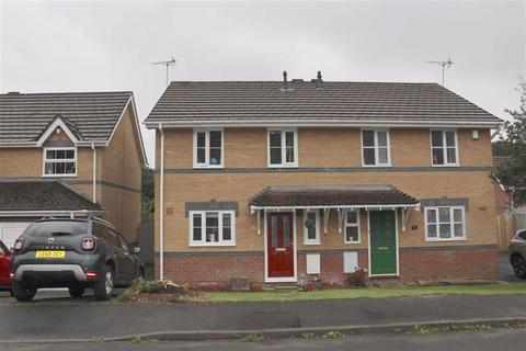 3 bedroom semi-detached house for sale - Byron Way, Killay
