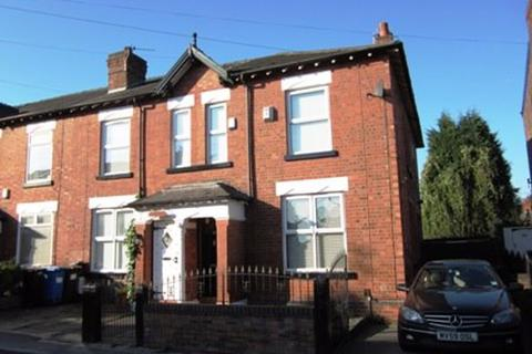 3 bedroom terraced house to rent - 48 Moorland Rd. S/port SK2 7AX