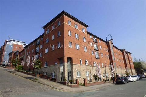 2 bedroom apartment to rent - 4 Wharf Close, Piccadilly Basin, Manchester