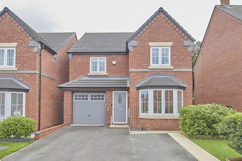 4 bedroom detached house for sale - Cardinal Drive, Burbage, Hinckley