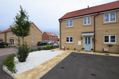 3 bedroom end of terrace house for sale - Hetterley Drive, Barleythorpe