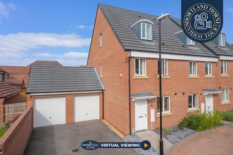 3 bedroom end of terrace house for sale - Middlesex Road, Stoke Village, Coventry, Cv3 1PQ