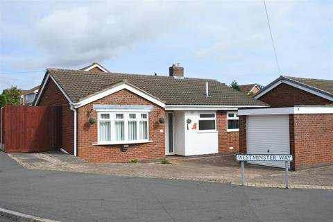 3 bedroom detached bungalow for sale - Chelmsford Drive, Grantham