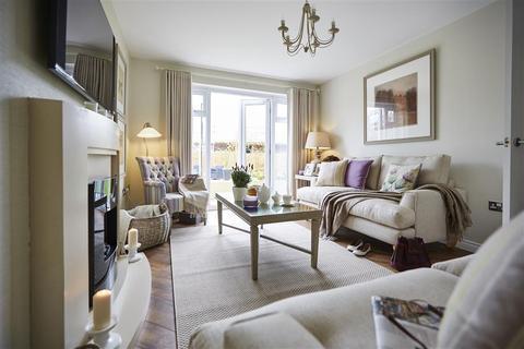 3 bedroom detached house for sale - The Aldenham Plot 62 at Burleyfields, Martin Drive ST16