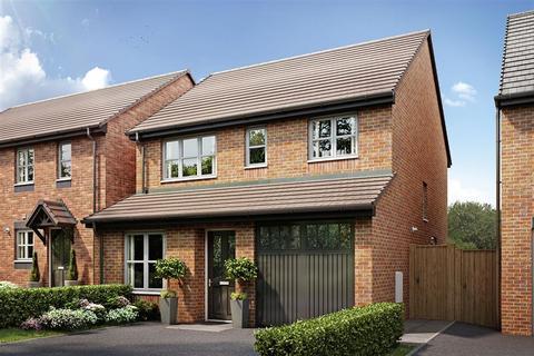 3 bedroom detached house for sale - The Aldenham - Plot 80 at Burleyfields, Stafford, Martin Drive ST16