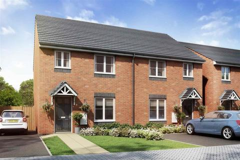 Taylor Wimpey - Cherry Blossom - Plot 223, The Souter at Norton Hall Meadow, Norton Hall Lane, Norton Canes WS11