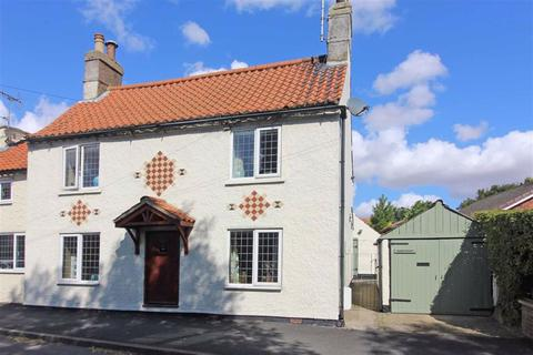 4 bedroom semi-detached house for sale - Middle Street, Kilham, East Yorkshire