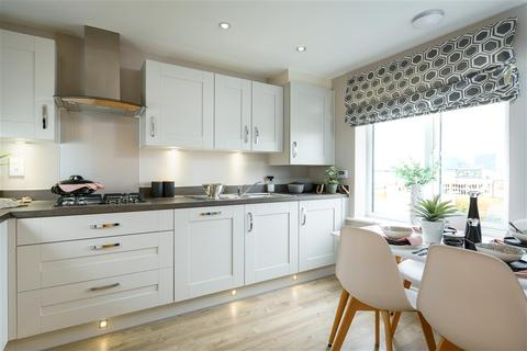 3 bedroom semi-detached house for sale - The Darby with Conservatory - Plot 458 at Loddon Park, Sandford Farm, Off Mohawk Way RG5