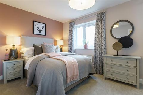 3 bedroom semi-detached house for sale - The Darby with Conservatory - Plot 460 at Loddon Park, Sandford Farm, Off Mohawk Way RG5