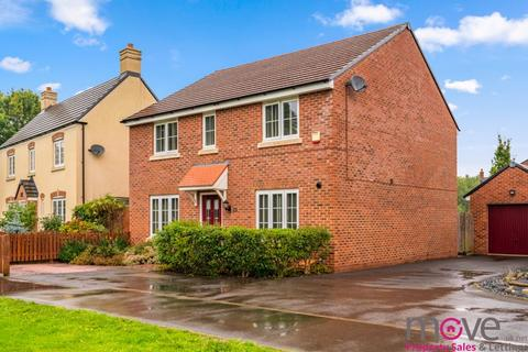 4 bedroom detached house - Martyn Close, Gloucester