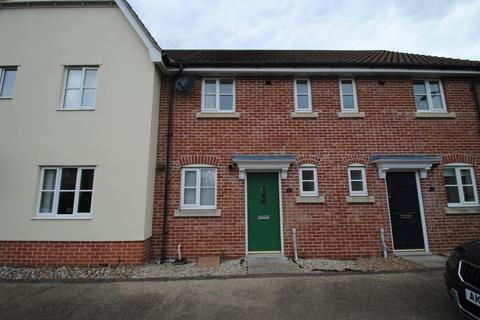 2 bedroom townhouse to rent - Fen Way, Bury St Edmunds