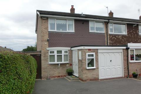 3 bedroom end of terrace house for sale - Fieldon Close, Shirley, Solihull