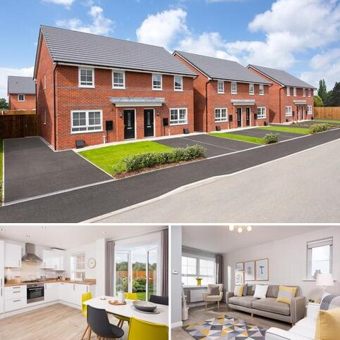 3 bedroom end of terrace house for sale - Plot 62, Maidstone at Willow Grove, Southern Cross, Wixams, Wilstead, BEDFORD MK42
