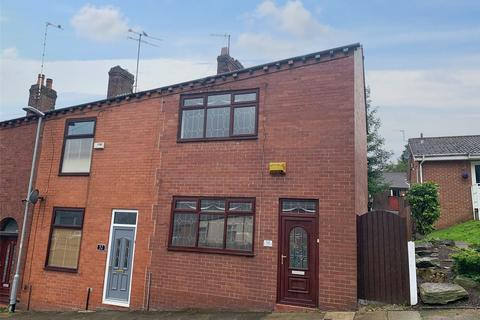 2 bedroom end of terrace house for sale - Edward Street, Middleton, Manchester, M24