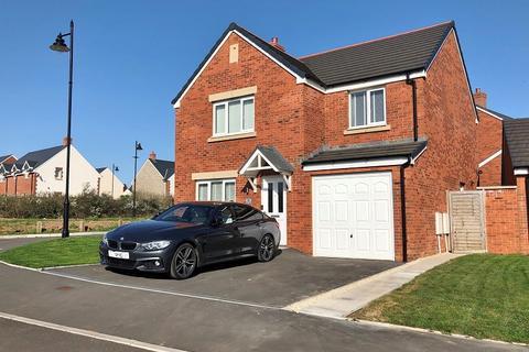 4 bedroom detached house for sale - Bryn Y Telor, Coity, Bridgend. CF35 6FU