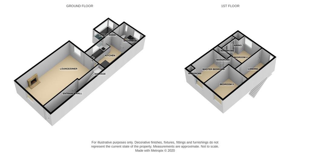 Floorplan 3 of 3: 3 D Floor Plan