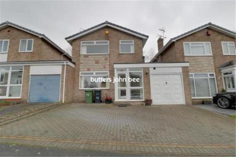 3 bedroom detached house to rent - Ludlow Close, Winsford