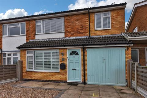 4 bedroom semi-detached house to rent - Greensward, East Goscote, Leicester, LE7 3QW