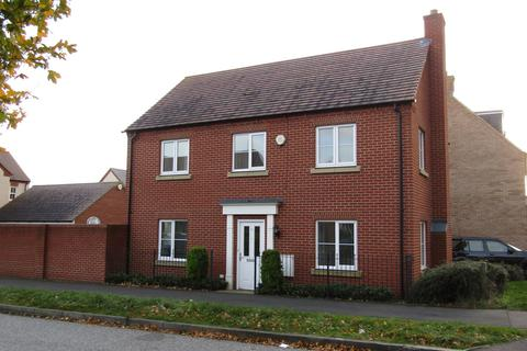 4 bedroom detached house to rent - Tansy Avenue, Stotfold, Hitchin, SG5