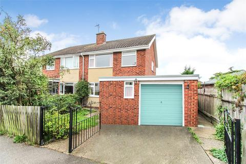 3 bedroom semi-detached house for sale - Hall Drive, Grantham, NG31
