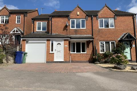 4 bedroom semi-detached house to rent - Bromley Close, Hednesford  WS12