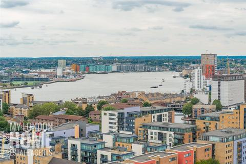 2 bedroom apartment for sale - Roosevelt Tower, 18 Williamsburg Plaza, Canary Wharf, E14