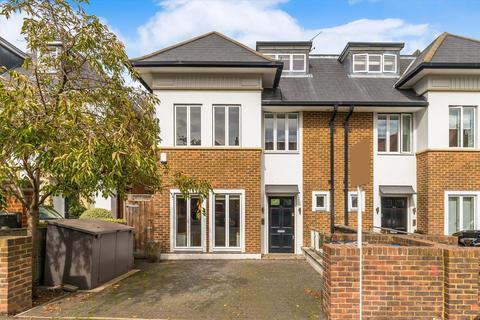 5 bedroom semi-detached house to rent - Lancaster Gardens, Wimbledon, London, SW19