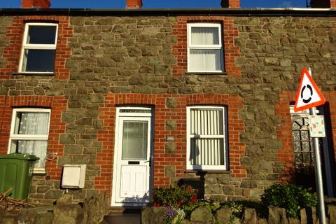 2 bedroom terraced house for sale - CAERNARFON ROAD, BANGOR LL57