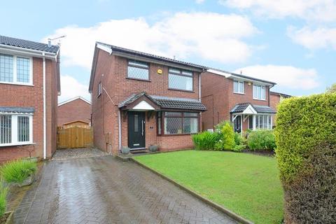 3 bedroom detached house to rent - Charminster road , Meir Park , Stoke-on-Trent  ST3