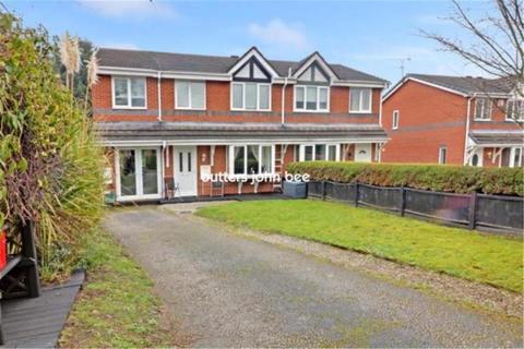 3 bedroom semi-detached house to rent - Rosebank Close, Winsford