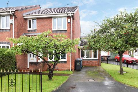 3 bedroom semi-detached house for sale - Montonmill Gardens, Eccles, Manchester, Greater Manchester, M30