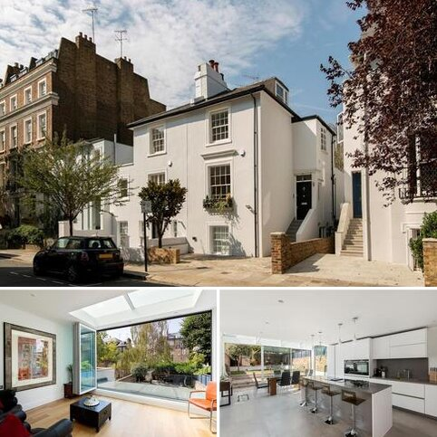 4 bedroom semi-detached house for sale - Monmouth Road, London, W2