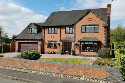 5 bedroom detached house for sale - Cherry Tree, Bedcroft, Barlaston, Stoke-on-Trent
