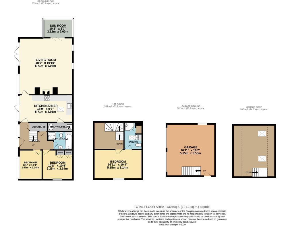 Floorplan: East Rise Barn GL77 BB High