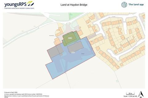 Land for sale - Haydon Bridge, Hexham