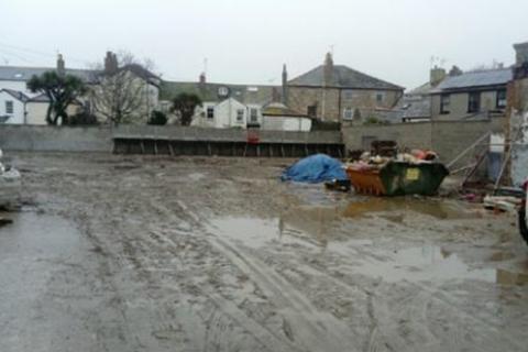 Plot for sale - Former Trelawny Garage, Morrab Road, Penzance, TR18 4HB