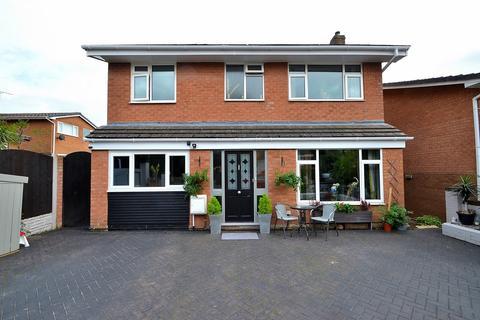 4 bedroom detached house for sale - Llys Fammau, Mynydd Isa